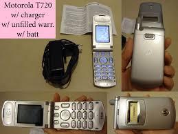 Flying Dustbunny: **SOLD**: Motorola T720