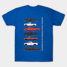 chevy trucks t shirt teepublic