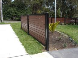 Wood Composite Fencing Project Ods