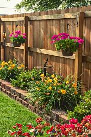 48 Easy And Cheap Backyard Fence Design Ideas In 2020