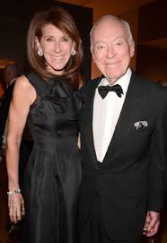 Leonard Lauder and Linda Johnson Break Off Their Relationship Stay Friends  - Jewish Business NewsJewish Business News