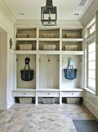 mudroom tidy with easy storage ideas