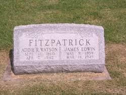 Addie R Watson Fitzpatrick (1860-1942) - Find A Grave Memorial