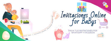 Invitaciones Online For Babys Home Facebook