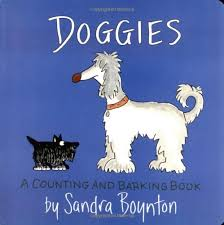 doggies by sandra boynton used good