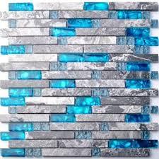kitchen backsplash mosaic tiles on