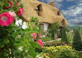 the ever enchanted cottage gardens