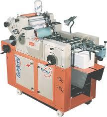 mini offset printing machine offset