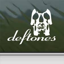 Deftones Skull Rock Band Logo White Sticker Decal Car Window Wall Macbook Notebook Laptop Sticker Decal Buy Online In Belize Faststicker Products In Belize See Prices Reviews And Free