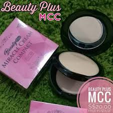 beauty plus miracle cream pact