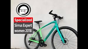 specialized sirrus expert women s 2018