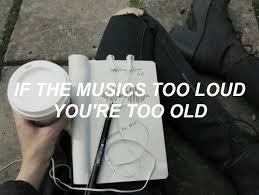 aesthetic alternative black dope grunge inspiration life
