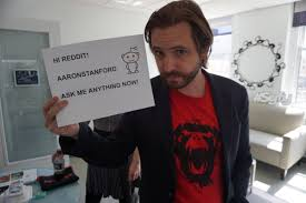 """Aaron Stanford on Twitter: """"Ask me anything. We're on Reddit ..."""
