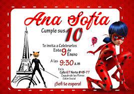 Gianella Kaleht 7 Anitos Invitaciones De Fiesta Invitaciones