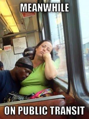 "Image result for public transport funny"""