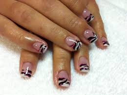French Gel Nails Designs New Expression Nails