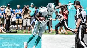VIDEO: Preston Williams Interview with DolphinsTalk.com - Miami Dolphins