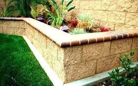 cement block garden wapchua info