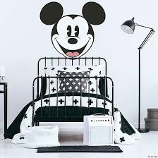 Roommates Classic Mickey Head Xl Peel And Stick Wall Decal Oriental Trading