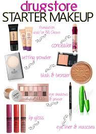 basic makeup list for beginners