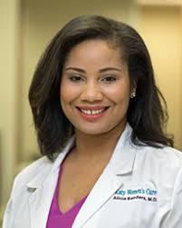 Dr. Alicia Sanders MD