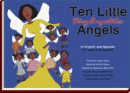 Ten Little Angels By Ruth M. Pittard and Addie James