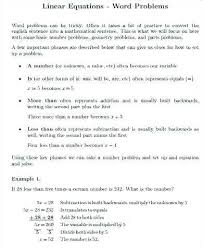 translate word problems into equations