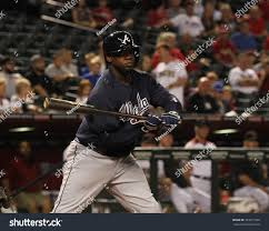 Adonis Garcia Infielder Atlanta Braves Chase Stock Photo (Edit Now ...
