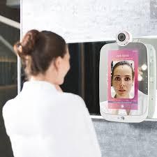 interactive magic mirrors are