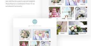 Wedding Accessories WordPress Theme