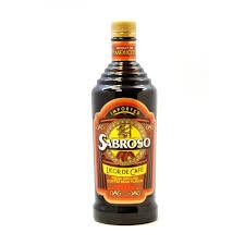 sabroso coffee liqueur ml