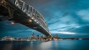 hd wallpaper sydney harbor bridge