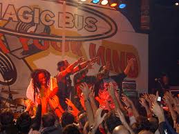 Living Colour: Marcon, Italy 2004-11-12 (Magic Bus)