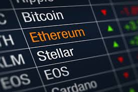 Ethereum cryptocurrency price increase free image download