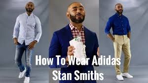 how to wear adidas stan smiths how to