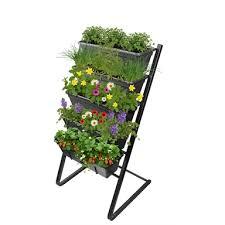Whites Freestanding Garden Up Vertical Garden Bunnings Warehouse