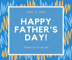 Father's Day - Student Health Centers