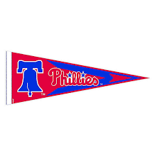 Mlb Philadelphia Phillies Outdoor Pennant Decal Bed Bath Beyond