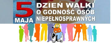 5 maja – Dzień Walki o Godności Osób Niepełnosprawnych | Pressmania