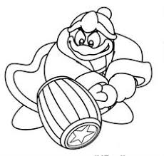 10 Best Kirby Coloring Pages Images Coloring Pages Free
