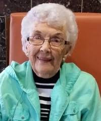 Edna Smith 2018, death notice, Obituaries, Necrology