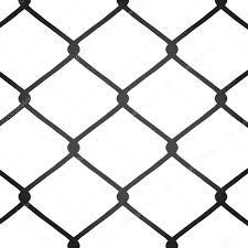 Chain Link Fence Vector Stock Vector C Arenacreative 9295656