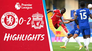 Highlights: Chelsea 0-2 Liverpool | Mane's double wins it at Stamford  Bridge - YouTube