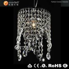 k9 crystal small chandelier