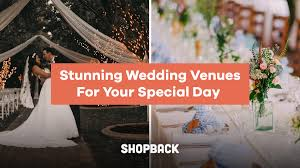 stunning wedding venues in the