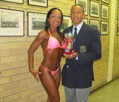 Hilda Johnson, WP Natural Body Building Bikini Champ | Sports ...