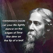 rabindranath tagore quotes status wishes images messages poems