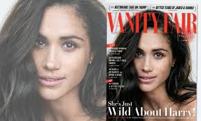 cover story meghan markle wild about
