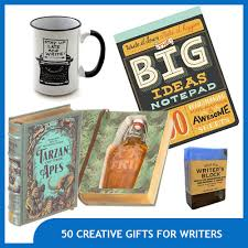 gift ideas for aspiring young writers