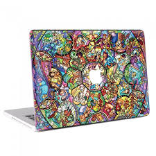 Disney Anime Character Macbook Skin Decal